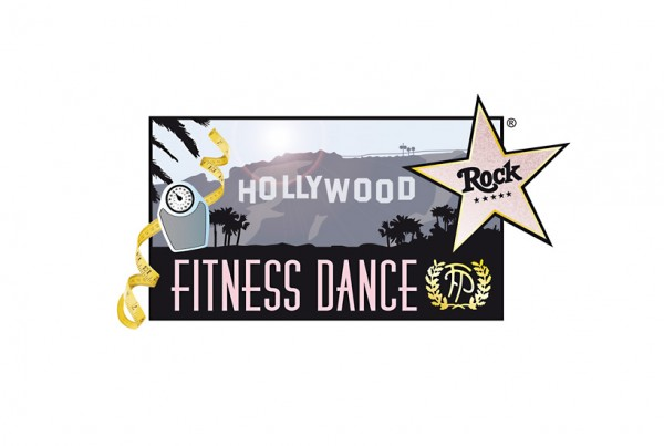 Logodesign Fredie Pedersen Fitness Dance