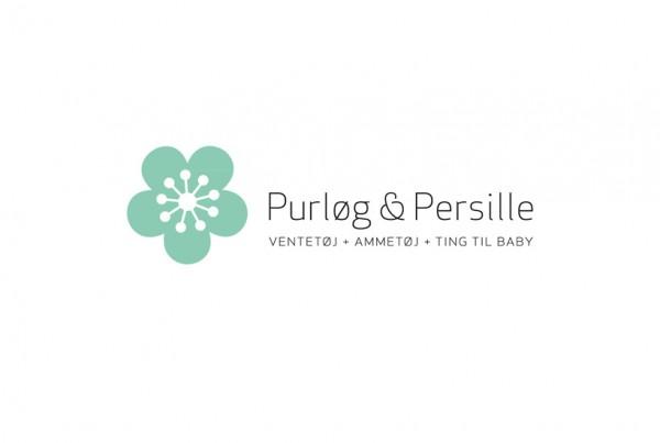Logodesign Purlog og Persille
