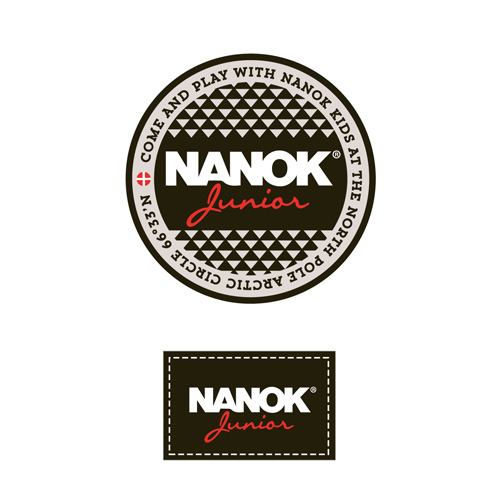 Nanok Junior badge