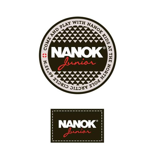 Nanok Junior badge