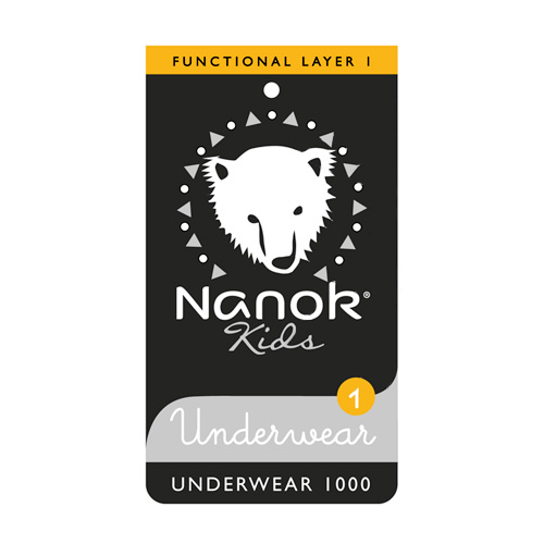 Nanok Kids hangtag