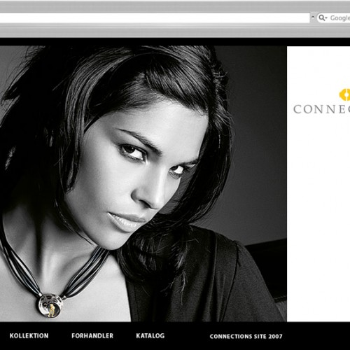 Aagaard Connections webdesign