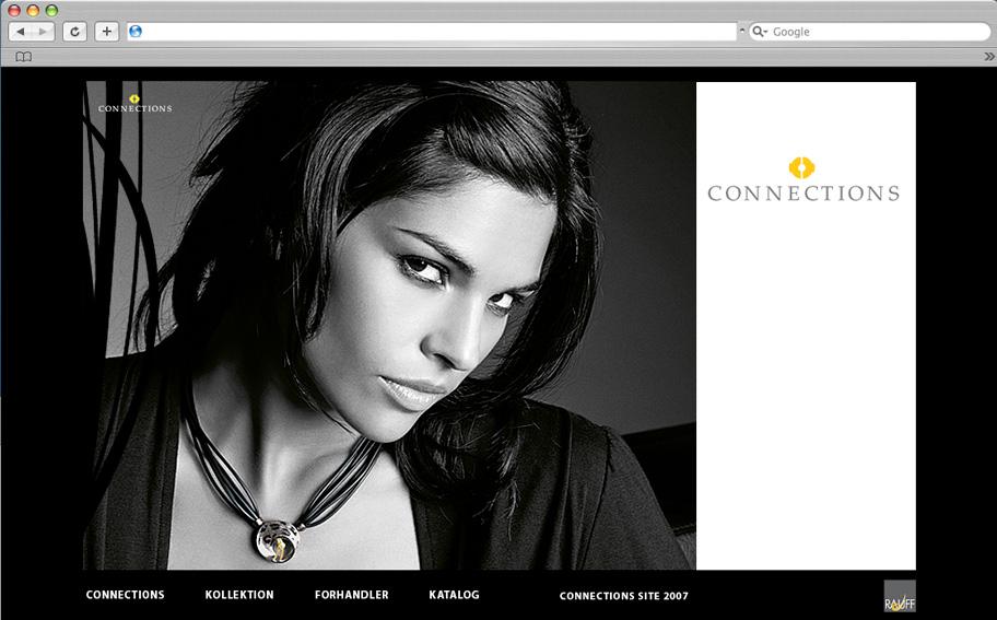 Aagaard – Connections website