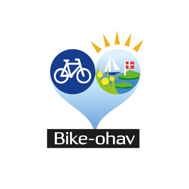 Bike Øhav logo design