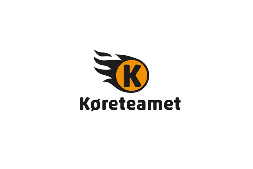 Køreteamet logo