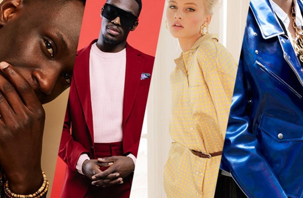 Modefarver forår 2020