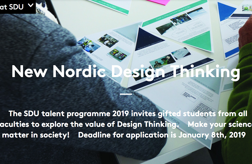 New Nordic Design Thinking