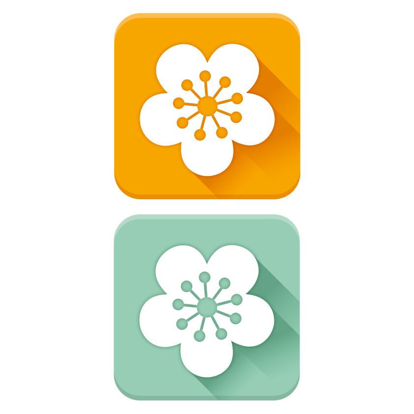 Sakura icons