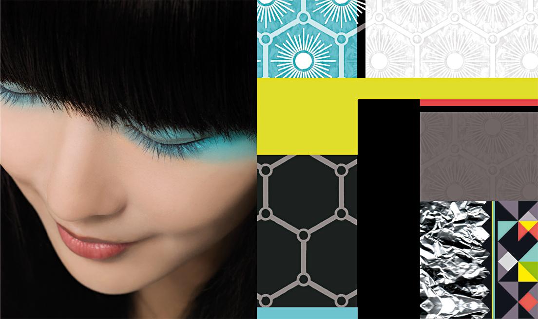 Grafisk collage